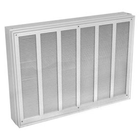 Berko® Commercial Fan Forced Wall Heater MFQ8008, 8,000W at 208V