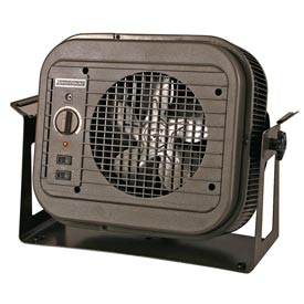 Berko® Unit Heater PH5HWAC, 5000/3333W 240V, 3750/2500W 208V