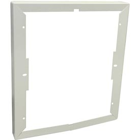 "Berko® 1"" Semi-Recessed Frame for Ceiling Mounted Heater QCHS1"