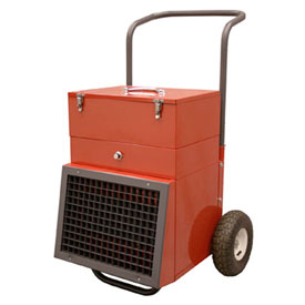 Berko Mobile Warming Portable Electric Heater 240V 7.5KW by Electric Heaters