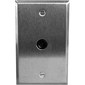 Buy Speco CVC675 960H In-Wall Camera, 3.6mm Lens, Stainless Steel housing