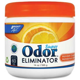 Bright Air Super Odor Eliminator Orange & Lemon 14 oz. Container BRI900013EA by