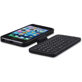 Buy Compucessory iPhone5 Bluetooth Keyboard, 59-Key, Black