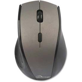 Buy Compucessory Wireless Mouse, 51556, 2.4GHz, 32.81' Range, Grey