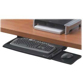 Buy Fellowes 8031207 Office Suites Deluxe Keyboard Drawer, Black