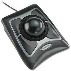 Click here to buy Kensington 64325 Expert Mouse Wired Trackball, Black.