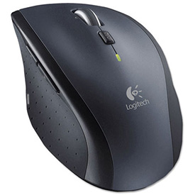 Buy Logitech M705 Mouse, LOG910-001935, Wireless Connectivity, Scroll Wheel, Laser Detection