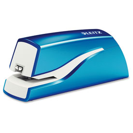 Leitz NeXXt Electric Stapler Blue 55667036 by