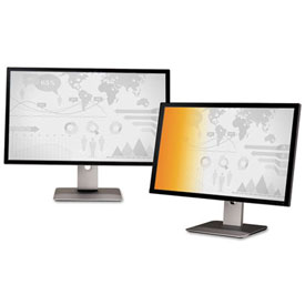 "3M™ GF19.0W1B Gold Privacy Filter for 19"" Widescreen Monitors (16:10)"