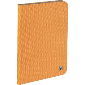 "Verbatim® Folio Case for  iPad Mini, 5-7/10""x8-3/10"", Tangerine Orange"