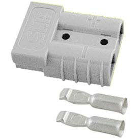 SMH SY Connector SY6320G2 - 4/0 Wire Gauge - 350 Amp - Gray