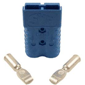 SMH SY Connector SY6321G1 - 2/0 Wire Gauge - 350 Amp - Blue