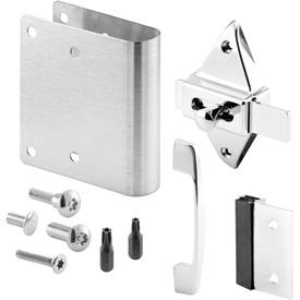 Bathroom partitions replacement hardware repair kit for Bathroom partition hardware