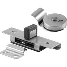Bathroom partitions replacement hardware slide latch w for Bathroom partition hardware