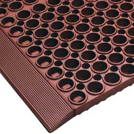 "San-Eze II Mat - Ramp - 29-1/4"" - Red"