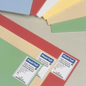 """Rainbow Pak Thermoplastic Cutting Boards (6 per Pack) 12"""" x 18"""" x 1/2"""" by"""