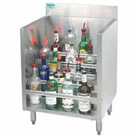 "Advance Tabco CRLR-36 Challenger Liquor Display Rack, 21D"" x 35W"" x 33""H by"