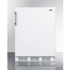 Refrigerators/Freezers Summit CT661 - Freestanding Counter Height ...