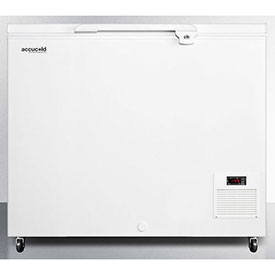 Summit EL21LT - Commercial -45°C Capable Chest Freezer With Digital TSTAT, 8.1 Cu. Ft. Cap