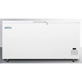 Summit EL51LT - Commercial -45°C Capable Chest Freezer, Digital TSTAT, 15.5 Cu.Ft. Cap