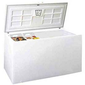 Summit SCFF220 Commercial Extra Large Frost-Free Chest Freezer With Front Lock by