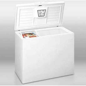Summit SCFF70 Commercially Listed Frost-Free Chest Freezer With Large Capacity by