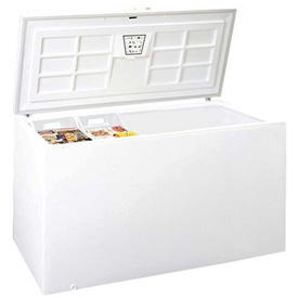 """Summit SCFR220 - Chest Refrigerator, Commercial, Frost-Free, Lock, 18.7 Cu. Ft. 62""""W"""