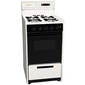 "Summit SNM1307CDFK Deluxe Gas Range, Slim 20""W, Electronic Ignition, Sealed Burners by"