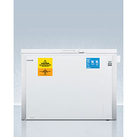 Summit VLT850 Laboratory Chest Freezer, -35° Capable Temperature, 8.8 Cu. Ft. Capacity