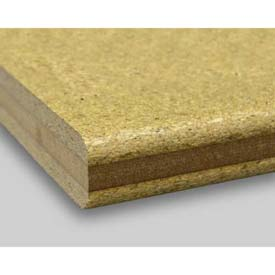"""Treston Shop Top, Worksurface, 3/8"""" Radius Front Edge Top And Bottom, 96""""W X 36""""D X 1-3/4""""H"""