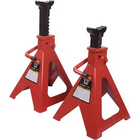 Sunex Tools 1012 12 Ton Jack Stands, Steel Base, Pair by
