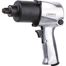 """Sunex Tools SX231P, Premium Impact Wrench, 1/2"""" Drive, 350 ft. lbs, 5.5 CFM, 1/4"""" Inlet by"""