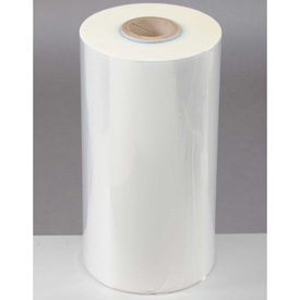 "Polyolefin Shrink Film 15""W x 1,750'L 150 Gauge Clear, Crosslinked"