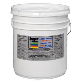 Super Lube Synthetic Grease NLGI 1, 30 Lb. Pail - 41030/1