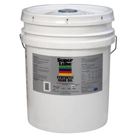 Super Lube® Synthetic Gear Oil ISO 150, 5 Gallon Pail - 54105