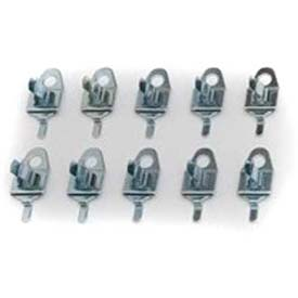 10 pc Hook Clips Kit