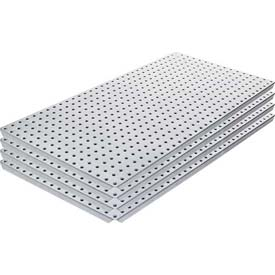 Pegboard Panels - Galvanized 16 x 32 (4 pc)