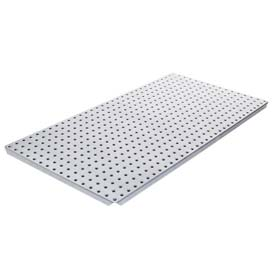 Alligator Board Pegboard Panels - Galvanized 16 x 32 (2 pc)
