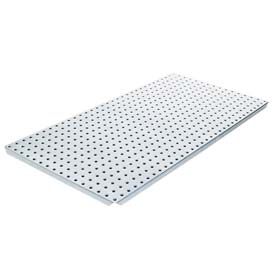 Pegboard Panels - Stainless Steel 16 x 32 (2 pc)