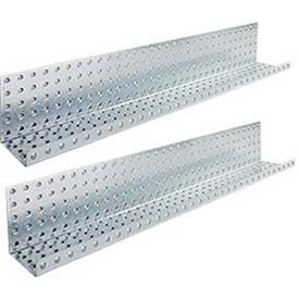 Metal Shelves - Galvanized 3 x 32 (2 pc)