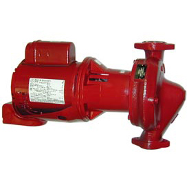 MF Series 60 608T Inline Pump 1/2HP 1750 208-230/460/3/60