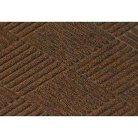Waterhog Fashion Diamond Mat - Dark Brown 4' x 10'