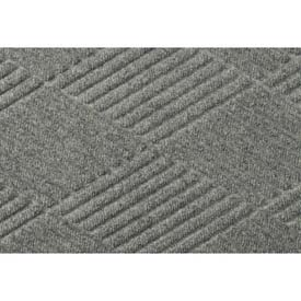 Waterhog Fashion Mat - Med Gray 4' x 6'