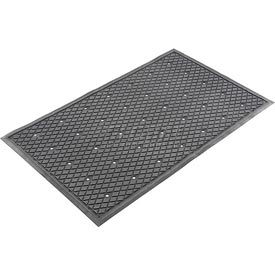 Traction Hog II Mat with Holes 3x5