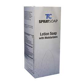 Rubbermaid® Spray Lotion Soap With Moisturizer Refill - FG450009 - Pkg Qty 36