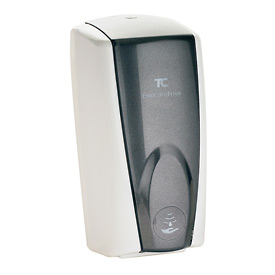 Autofoam™ Soap Dispenser - White With Black Insert - FG750138 - Pkg Qty 10