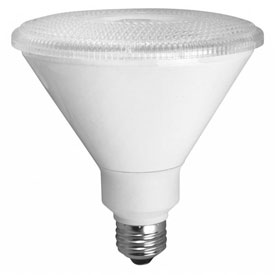 TCPI LED17E26P3827KNFL LED 17W PAR38, 2700K, Narrow Flood Bulb