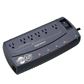 300VA UPS Ultra Compact Low Profile Standby 6 Outlets