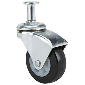 "Fairbanks Creeper Dolly Swivel Caster CR-2 Polyurethane 2"" Dia. 75 Lb. Capacity by"