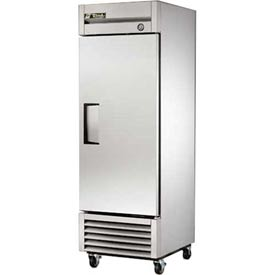 "True® T-23F Freezer Reach-In 1 Section - 27""W X 29-1/2""D X 78-3/8""H"
